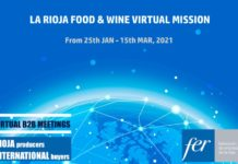 La Rioja Food & Wine Virtual Mision 2021