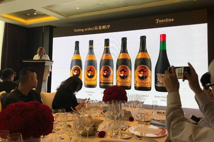 Carmen Martínez Zabala Faustino China Rioja
