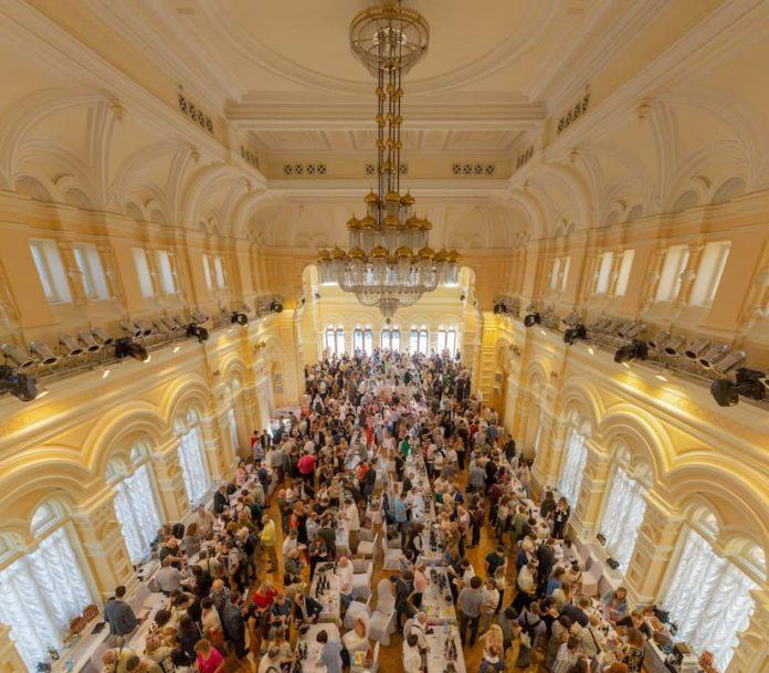 V-salón-de-Rioja-en Moscú