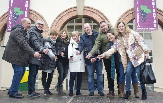 Las exportaciones de vino de Euskadi superan los 160 millones de euros en 2019 8 de febrero de 2020