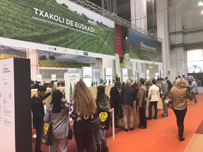 expo wine