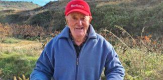 Una declaración de amor a la viña con 84 años de edad