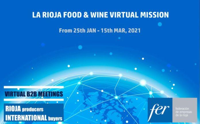 La Rioja Food & Wine Virtual Mision 2021